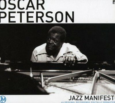Oscar Peterson Jazz Manifesto New 2 Cdset 49 Original Recordings Greatest Hits