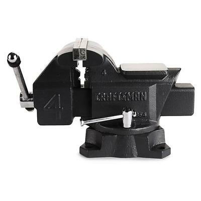 Craftsman 4 in. Bench Vise Free Shipping Brand New