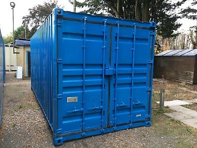 20ft x 8ft Shipping Container, Workshop,