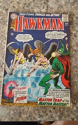 Hawkman #9 Great Shape ....1965