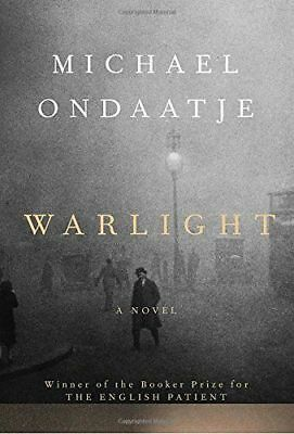 WARLIGHT : A Novel by Michael Ondaatje (2018, Hardcover) (0525521194)