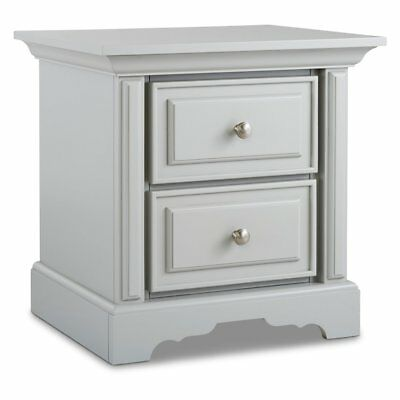 Dolce Babi Venezia 2 Drawer Night Stand