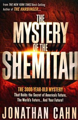 The Mystery of the Shemitah by Jonathan Cahn (email Delivery)