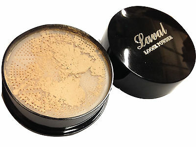 Laval Loose Powder - Translucent Make Up Face Body Make Up Party Fancy Dress 30g