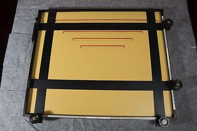 Saunders Photographic 16X20 4-Blade Adjustable Darkroom Enlarging Easel