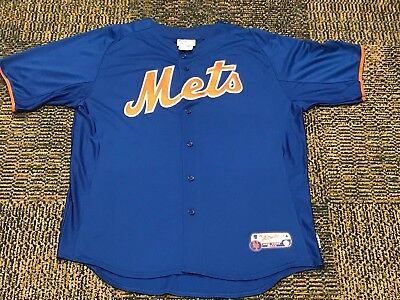 New York Mets MLB Majestic Cool Base  Mens Baseball Jersey