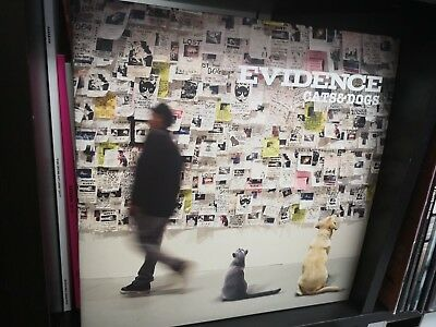 Evidence - Cats & Dogs 2LP Colored Vinyl