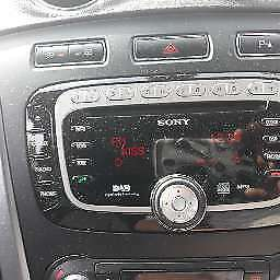 Ford mondeo Stereo Codes PIN Car Unlock Radio Code Service 6000cd V Series