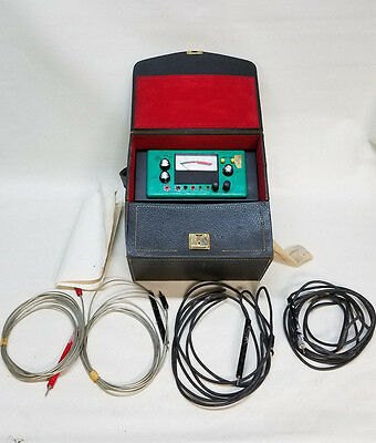 Post-Glover Panel Mounted Ground Integrity Tester,  GIT, Post Glover