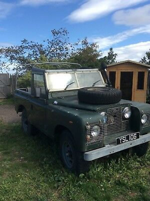 Land Rover - 1959 - Series 2