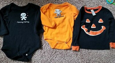 6-9 Month Baby Halloween Lot Preowned