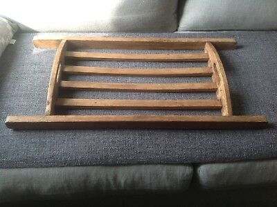 Old Pine Bakers or Laundry Rack for Restoration