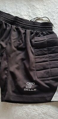 Mens Sells Padded Goalkeeper Shorts Size XL Very good condition