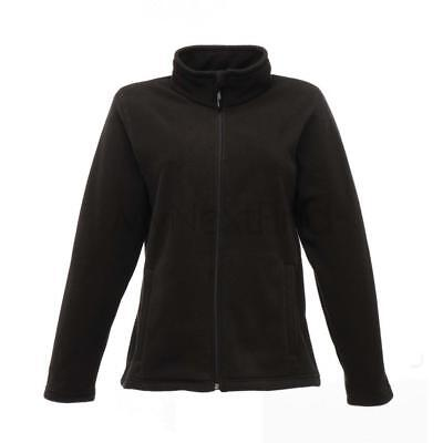 Regatta Professional Womens Full-Zip Microfleece