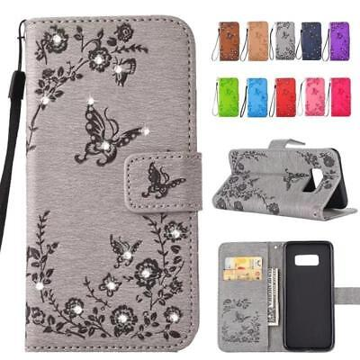 For iPhone 8 7 Luxury PU Leather Magnetic Flip Stand Card Slot Wallet Case Cover
