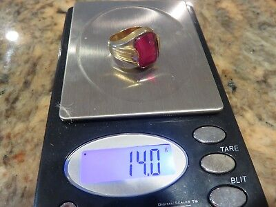 Scrap Gold 18K Ring 14 Grams