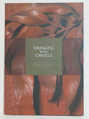 Drawing with Chisels – John Kendrick Blogg.  EXCELLENT