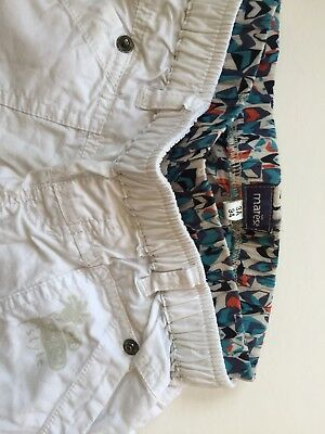 White Spring / Summer Marese Pants Size 3