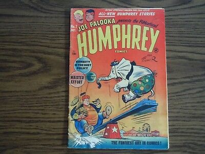 """ HUMPHREY COMICS "" COMIC - No. 7 - 1949"