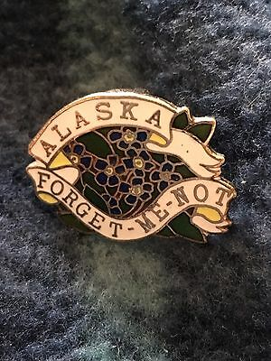 """Alaska """"Forget-Me-Not"""" Pin By Marco"""