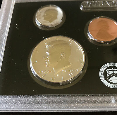 2018-S Reverse Proof 10-Coin LIGHT Kennedy Silver 50th Anniv Set 18XC Free Ship