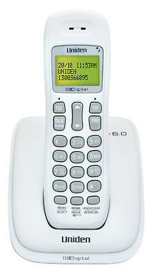 Uniden Dect 1015 Cordless Digital Phone System Nbn Compatible - Free Delivery!