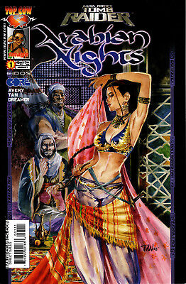 Tomb Raider: Arabian Nights #1 Billy Tan Cover Nm+ Top Cow Image