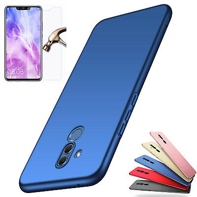 360° Full Shockproof Hard Cover Case+ Tempered Glass For Huawei Mate 20 Lite 20X