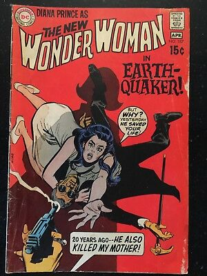 Wonder Woman 187. April, 1970. DC Comics