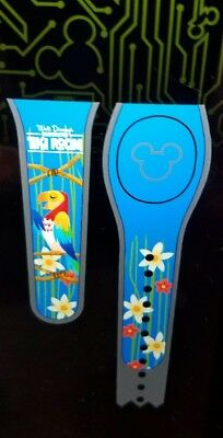 Disney ENCHANTED TIKI ROOM JOSE BLUE Magic Band 2.0 Magicband Parks New