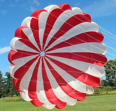 Strong Lopo 26ft Round reserve skydiving parachute canopy