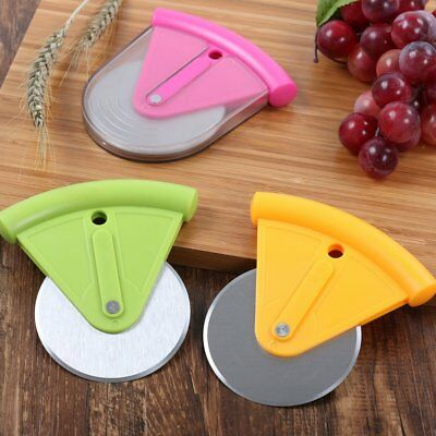 1PC Pizza Cutter Noodles Cutting Knife Cake Bread Slicer Pizza Baking Tool NI