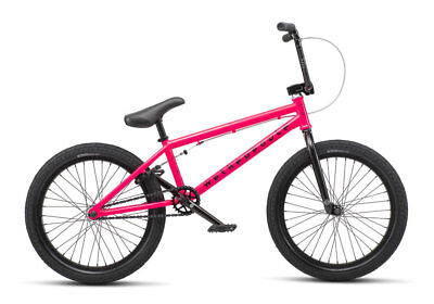 "We The People 2019 Nova 20 Bubble Gum Complete Bmx Bike Hot Pink 20"" Bikes 20"