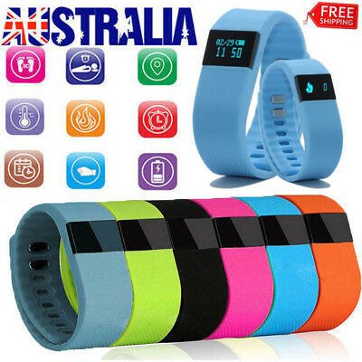 Children Smart Activity Tracker Kids Pedometer Step Counter Fitness Watch AU New