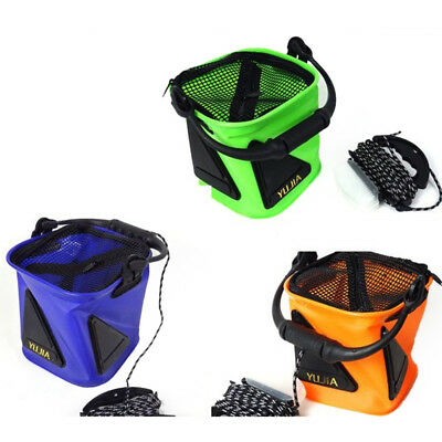EVA fishing bucket folding bucket gear play nest barrel