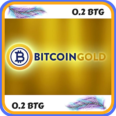 0.2 Bitcoin-Gold (BTG) Mining-Contract (0.2 BTG)
