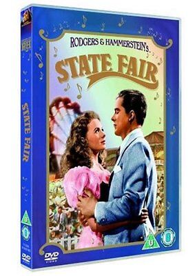 State Fair Sing-Along Edition (1 Disc) [DVD] New Sealed UK Region 2