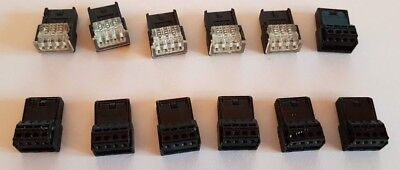 12x Panasonic 4-Wire DDK Connector For 'A' Series,KX-T206,TD816/1232