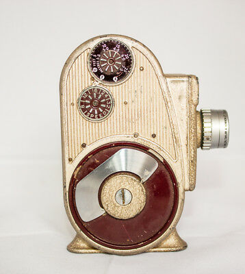 Bell & Howell Double Run Eight Model 605 8mm Camera