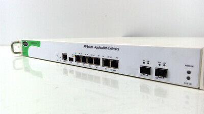 Radware AppDirector 208/ODS-VL/4GB/SFP/HDD OnDemand Switch Network Load Balancer