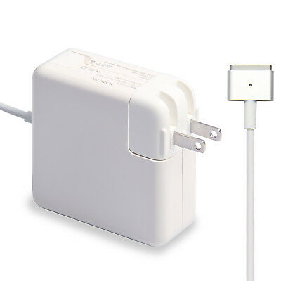 Charger For APPLE MACBOOK PRO 60W AC POWER ADAPTER A1435 A1502 A1466 (Mid 2012)