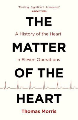 Matter of the Heart by Thomas Morris New Paperback / softback Book