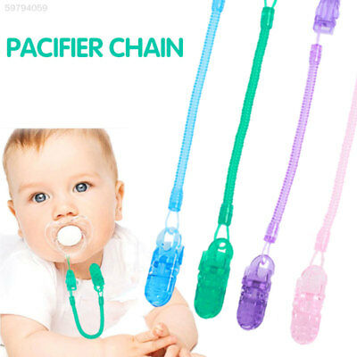 BC6B Nipple Pacifiers Convenient Pacifier Holder Baby Pacifiers Soother Unisex