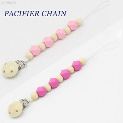 ECD2 Pacifiers Unisex Safety Baby Pacifiers Pacifier Holder Soother Kids