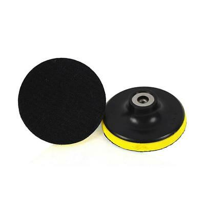 Grinder Disc Pad 100mm Polisher Tool Self-adhesive Type Sucker Polishing Wheel