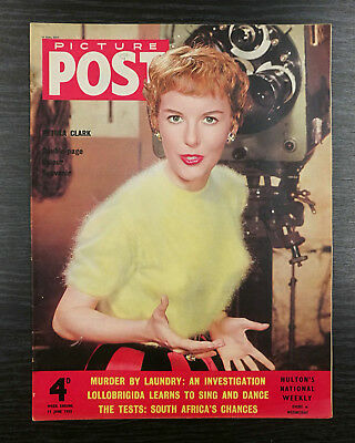 Picture Post Magazine feat Petula Clark, 11th June 1955