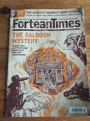 FORTEAN TIMES - FEBUARY 2014 Issue # 324 - Occult Agent Of The East