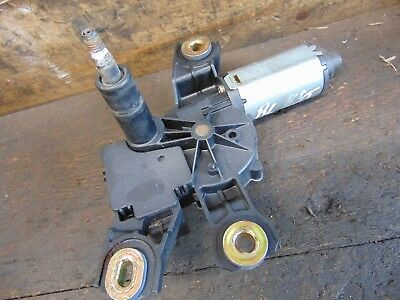 VW Passat B6 Saloon 05-09 Rear Window Motor 3C9955711