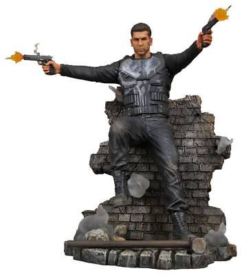 Marvel Gallery PVC Statue Punisher Netflix 23 cm Action Figur Diamond Select