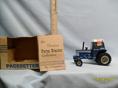 Pacesetter #4 Ford-Big Blue Mini Tractor Decanter